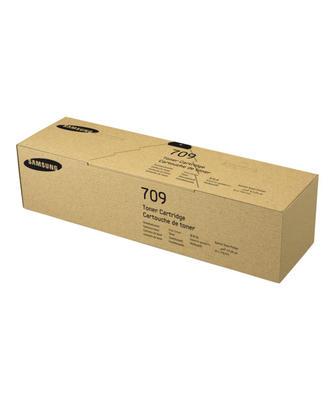 SAMSUNG - Samsung MLT-D709 Siyah Orjinal Toner (SS798A) SCX-8123, SCX-8128