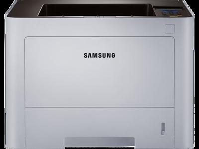 SAMSUNG - Samsung ProXpress SL-M4020ND Network Dublex Lazer Yazıcı SS383D