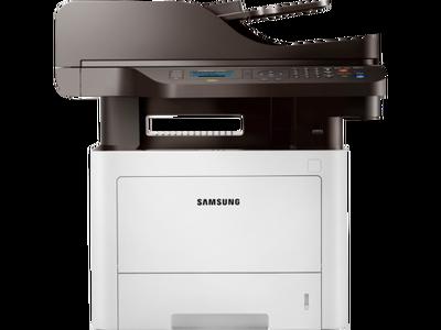 SAMSUNG - Samsung ProXpress SL-M4075FR Faks + Fotokopi + Tarayıcı + Çok İşlevli Lazer Yazıcı