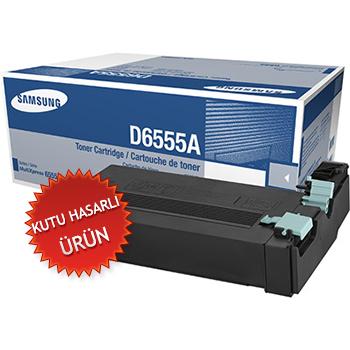 SAMSUNG - SAMSUNG SCX-D6555A ORJİNAL SİYAH TONER (Kutu Hasarlı ) SCX-6545 / 6555