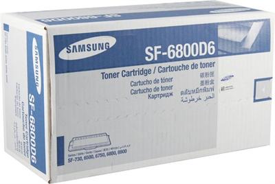 SAMSUNG - Samsung SF-6800D6 Orjinal Siyah Toner SF-6900, SF-6800, SF-6750