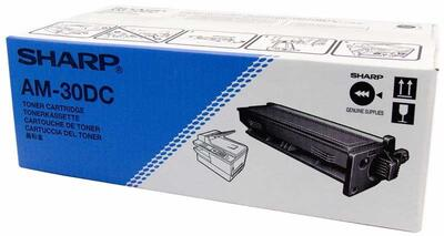 SHARP - Sharp AM-30DC Orjinal Toner - AM-128 / AM-400