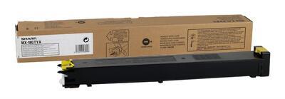 SHARP - Sharp MX-18GTYA Sarı Orjinal Toner 10.000 Sayfa MX-1800N
