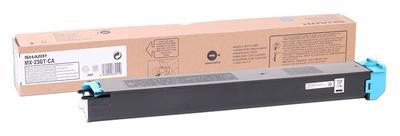 SHARP - Sharp MX-23GT-CA Mavi Orjinal Toner MX-2010 / 2310 / 2614 / 3111 / 3114