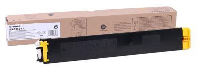 SHARP - SHARP MX-23GT-YA SARI ORJİNAL TONER MX-2010 / 2310 / 2614 / 3111 / 3114