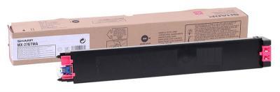 SHARP - SHARP MX-27GTMA KIRMIZI ORJİNAL TONER MX-2300 / 2700 / 3500 / 3501 / 4500 / 4501