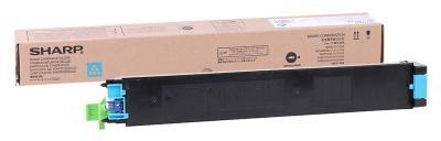 SHARP - SHARP MX-27GTCA MAVİ ORJİNAL TONER MX-2300 / 2700 / 3500 / 3501 / 4500 / 4501