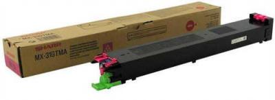 SHARP - Sharp MX-31GTMA Kırmızı Orjinal Toner MX-2600N / MX-2301 / MX-3100 / MX-4100