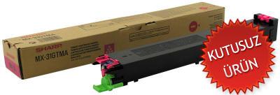 SHARP - Sharp MX-31GTMA Kırmızı Orjinal Toner (U)