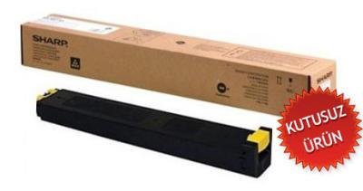 SHARP - Sharp MX-31GTYA Sarı Orjinal Toner (U)