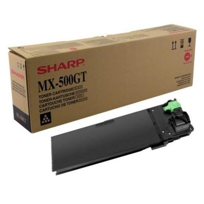 SHARP - Sharp MX-500GT Siyah Orjinal Toner