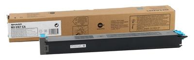 SHARP - Sharp MX-51GTCA Mavi Orjinal Toner - MX-4110/4111/4112
