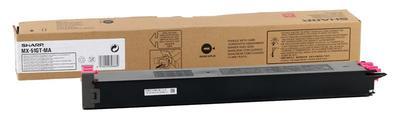 SHARP - Sharp MX-51GTMA Kırmızı Orjinal Toner - MX-4110/4111/4112