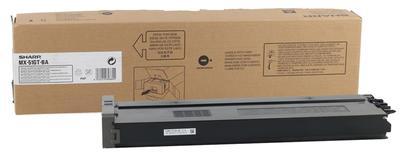 SHARP - Sharp MX-51GTBA Siyah Orjinal Toner - MX-4110/4111/4112