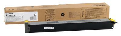 SHARP - Sharp MX-51GTYA Sarı Orjinal Toner - MX-4110/4111/4112