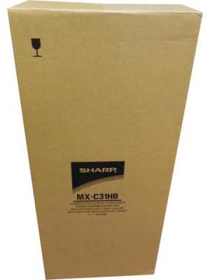SHARP - Sharp MX-C31HB Orjinal Waste Unit (Atık Kutusu) MX-B400, MX-C310, C380, C400 Serileri