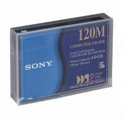 SONY - SONY DGD120P DDS2 DATA KARTUŞ 4 GB, 120m, 4 mm (VERİ YEDEKLEME KASETİ)