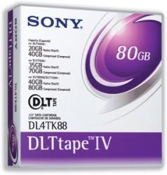 SONY - SONY DLT-IV (DLT-4) DATA KARTUŞ 40GB / 80GB 12,65 mm