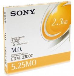 SONY - SONY EDM-2300B 5.25 2.3 GB KAPASİTELİ MANYETİK OPTİK DİSK