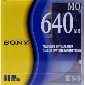 Sony EDM-640C2 640 Mb Manyetik Optik Disk