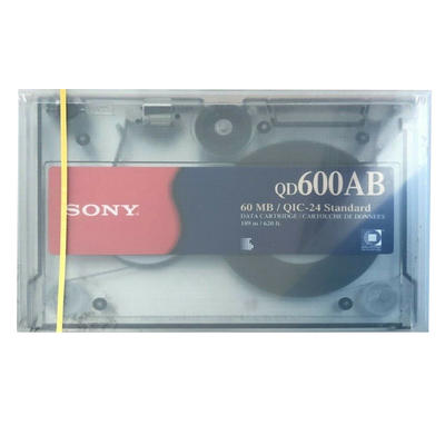 SONY - SONY QD-600AB 60MB 189m 620ft Data Kartuşu
