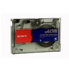 SONY - SONY QD6150B 150 MB DATA KARTUŞU