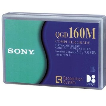 SONY QGD160M D8 8mm, 160m 7GB / 14GB DATA KARTUŞU