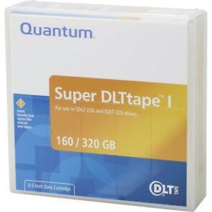 SONY - QUANTUM SUPER SDLT-1 DLT TAPE 1 160 GB / 320 GB DATA KARTUŞU
