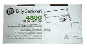 TALLY - Tally Genicom 4A0040B13 Orjinal Şerit Tally 4800, 5050, 5100