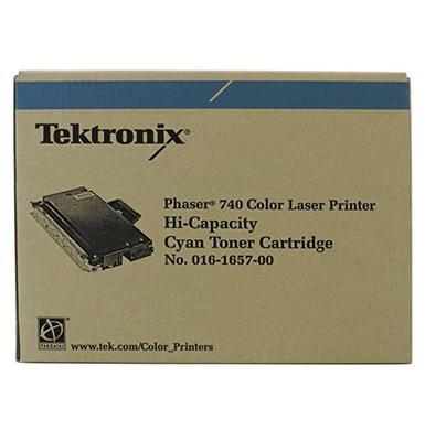 XEROX - Tektronik Phaser 740 Mavi Orjinal Toner 016-1657-00