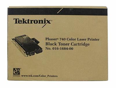 XEROX - Tektronik Phaser 740 Siyah Orjinal Toner 016-1684-00