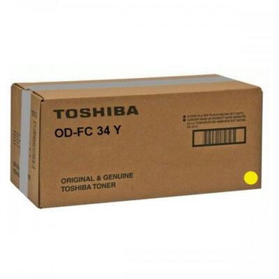 TOSHIBA - Toshiba OD-FC34Y Sarı Orjinal Drum Ünitesi - 287CS / 287CSL