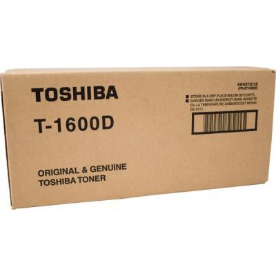 TOSHIBA - TOSHIBA T-1600D ORJİNAL TONER E-Studio 16 / 160 / DP-1600