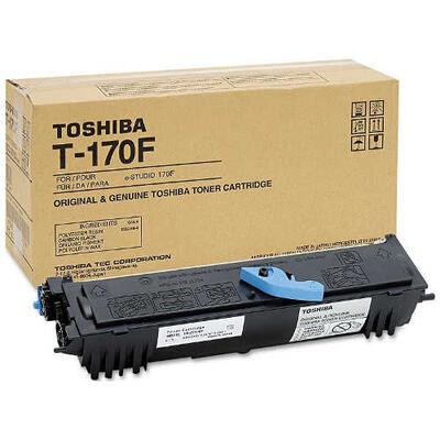 TOSHIBA - Toshiba T-170F Siyah Orjinal Toner