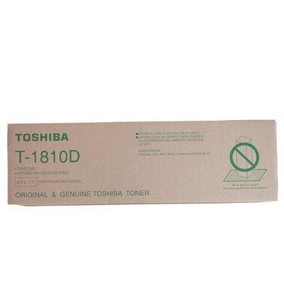 TOSHIBA T-1810D ORJİNAL FOTOKOPİ TONERİ e-Studio 181/182/211/212/242