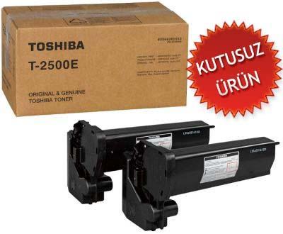 TOSHIBA - TOSHIBA T-2500E SİYAH ORJİNAL TONER (U)