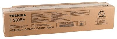 TOSHIBA - Toshiba T-3008E Siyah Orjinal Toner - 2008A / 2508A