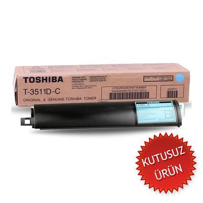 TOSHIBA - Toshiba T-3511D-C Mavi Orjinal Toner (U)