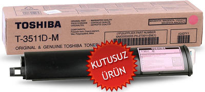 TOSHIBA - Toshiba T-3511D-M Kırmızı Orjinal Toner (U)