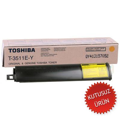 TOSHIBA - Toshiba T-3511E-Y Sarı Orjinal Toner (U)