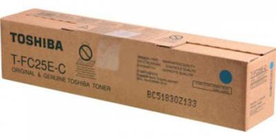 TOSHIBA - TOSHIBA T-FC25E-C SİYAH ORJİNAL TONER