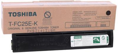 TOSHIBA - TOSHIBA T-FC25E-K Siyah Orjinal Toner