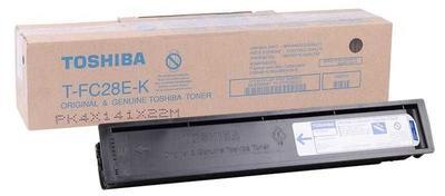 TOSHIBA - Toshiba T-FC28E-K Siyah Orjinal Toner E-Studio 2330C, 2820C, 2830C, 3520C, 3530C