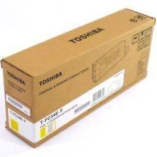 TOSHIBA - Toshiba T-FC34E-Y Sarı Orjinal Toner E-Studio 287, 347, 407 Serisi