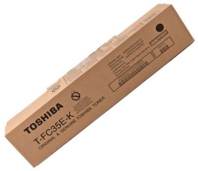 TOSHIBA - Toshiba T-FC35E-K Siyah Orjinal Toner E-Studio 2500c / 3500c / 3510c