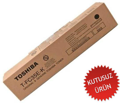 TOSHIBA - Toshiba T-FC35E-K Siyah Orjinal Toner (U)