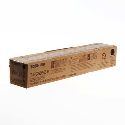 TOSHIBA - Toshiba T-FC505E-K Siyah Orjinal Toner - 3005 / 3505