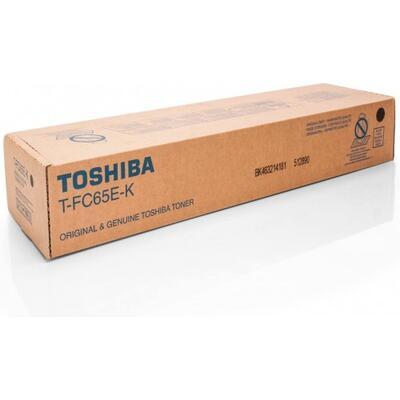 TOSHIBA - Toshiba T-FC65EK Siyah Orjinal Toner - 5540C / 6540C