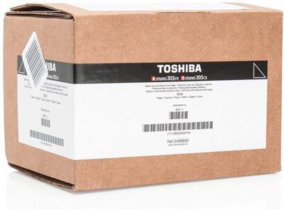 TOSHIBA - Toshiba TF-C305PKR Siyah Orjinal Toner e-Studio 305CP / e-Studio 305CS