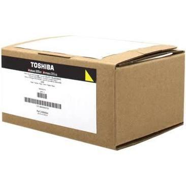 TOSHIBA - Toshiba TF-C305PYR Sarı Orjinal Toner e-Studio 305CP / e-Studio 305CS